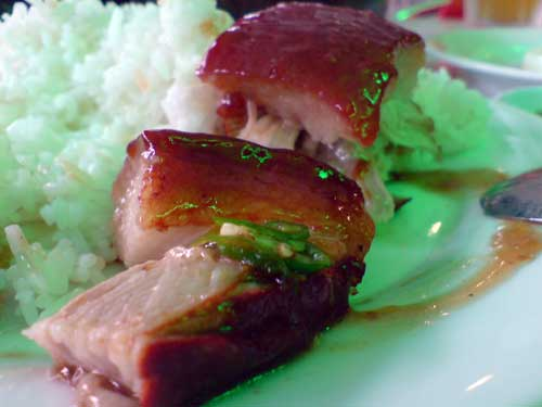Dongpo Pork,  Chatterbox at Bangsar Village