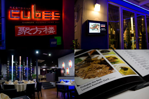 Cubes Chinese Restuarant