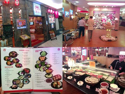 Daidomon Japanese BBQ Restaurant