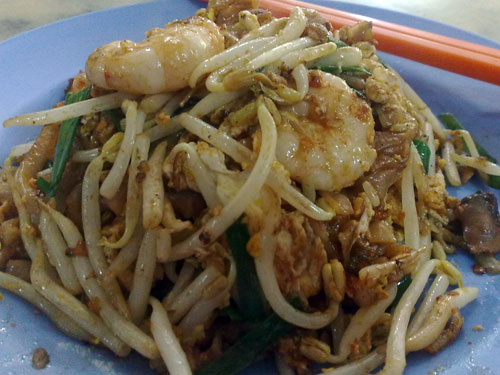 Char Kueh Teow at Restaurant Seng Lee