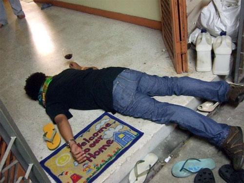 Drunk Patrick