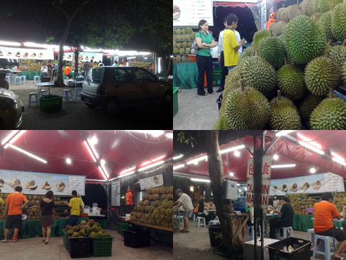 Durian at PJ SS2