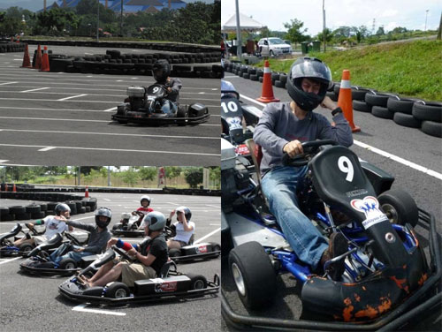 gokart at kartquest