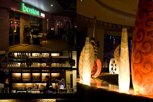 Boston Grill at Solaris Mont Kiara