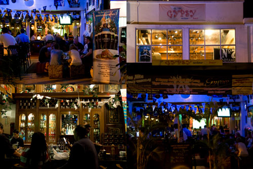 Gypsy Wine and Bar at Changkat Bukit Bintang