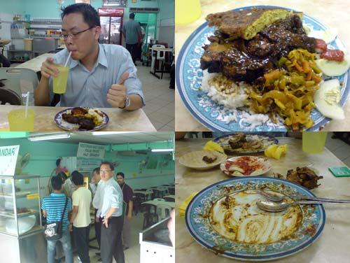Nasi Kandar Pulau Pinang Haji Ibramsha