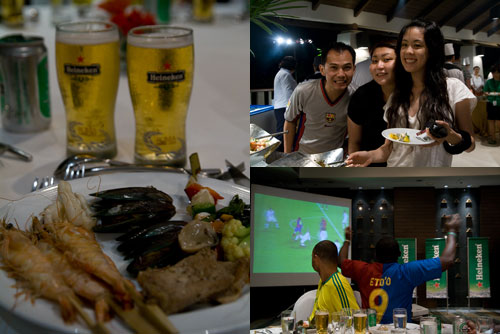 Heineken Star Final at Krabi, Thailand