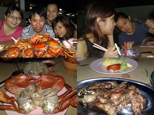 Hing Ket Grill House Seafood, Klang