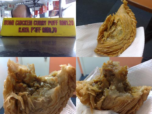 Homi Curry Puff at SS2