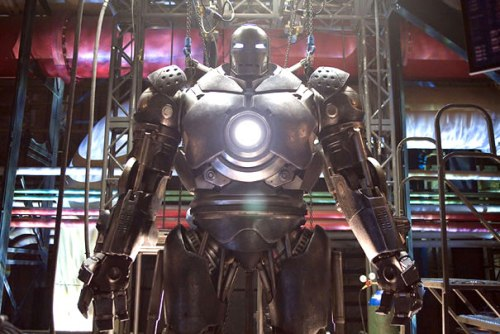 Iron Monger in Iron Man