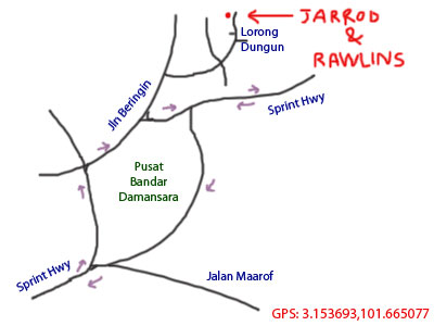 jarrod rawlins damansara heights map