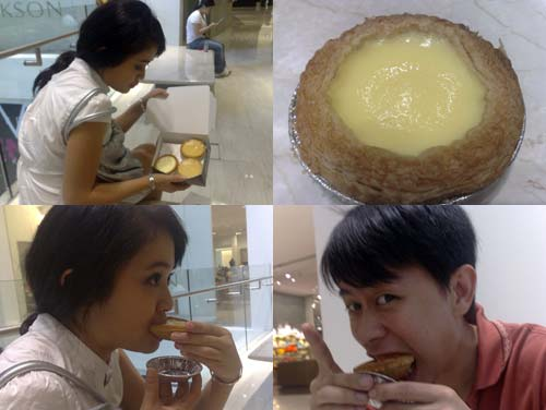 John King Egg Tart, 香港蛋塔王, Pavilion KL