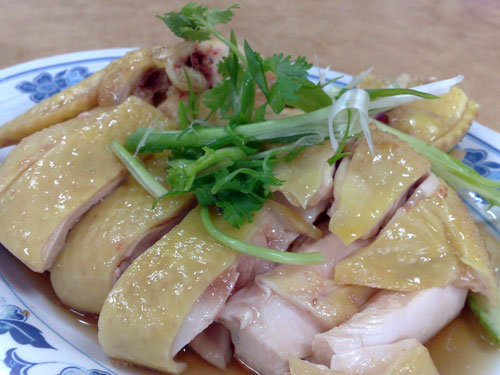 Chicken Rice at Yat Yeh Hing Kelana Jaya