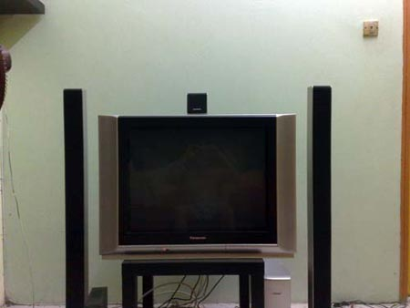 LG Scarlet LCD TV