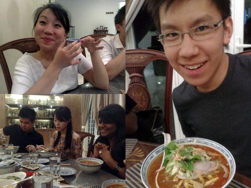 Singz; Jun Wei; Ian, Ching, Mrina