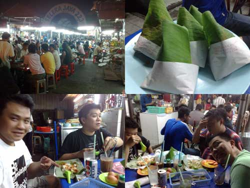 Nasi Lemak at Jalan 223, PJ