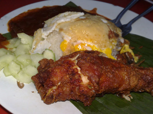 Nasi Lemak at Seapark