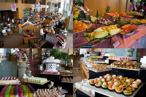 Pearl International Hotel Japanese Buffet