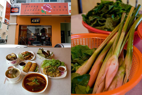 Poeny Garden, Nyonya Food at Kota Damansara