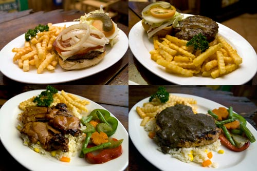 Roadhouse Grill at Gurney Hotel, Penang