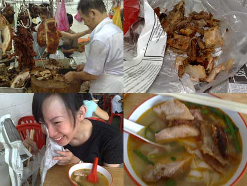 Soo Kee Ipoh Kueh Teow Soup at PJ Sea Park