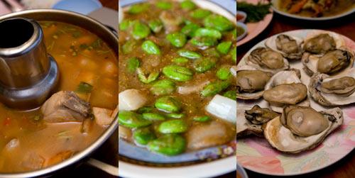 Surat Thani Seafood, Thailand