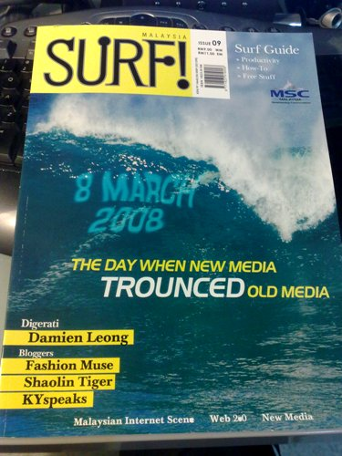 SURF Magazine's best Issue