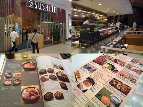 Sushi Tei at Tropicana City Mall