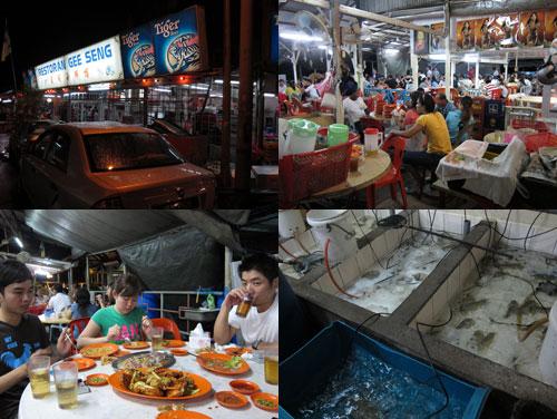 tambun seafood, gee seng restaurant