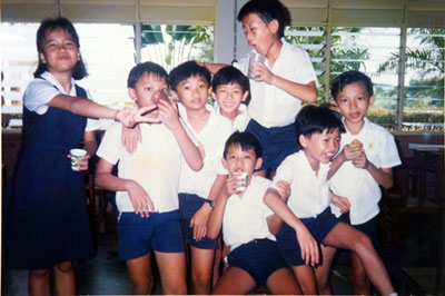 KY at primary school