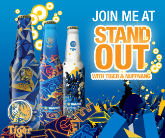 Tiger Stand Out Party