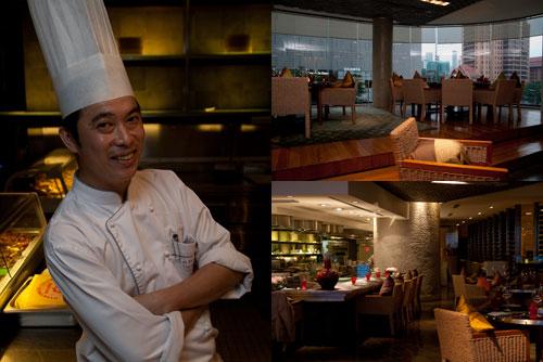 chef Kuan of Westin