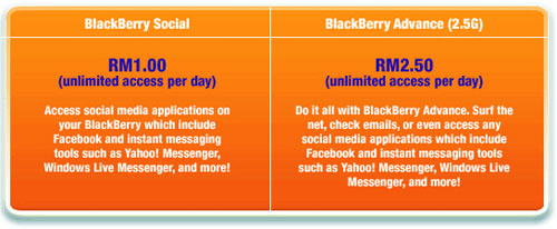 Xpax blackberry plan