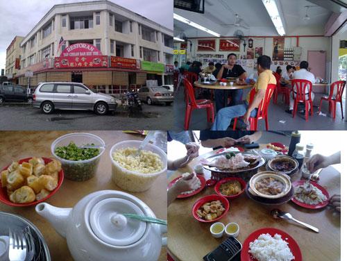 Yap Chuan Bak Kut Teh at Puchong