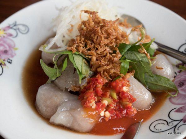há cảo - shrimp dumpling