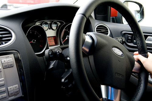 Ford Focus 2.0 Interior