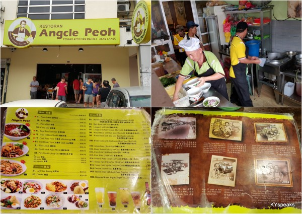 Angcle Peoh, now at Bukit Tinggi Klang