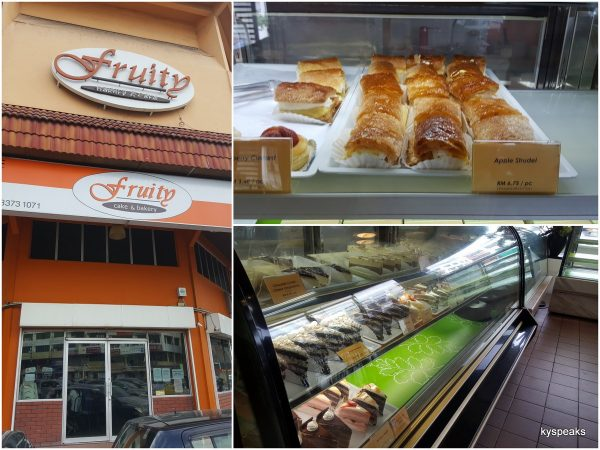 Fruity Cake and Bakery, Klang
