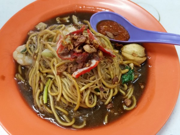 Penang hokkein char, where can I get one in KL?