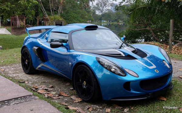 the Exige, finally shines like it should