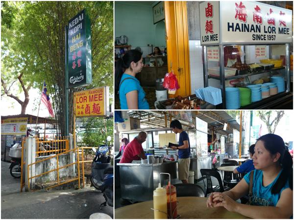 Hai Beng kopitiam at Pulau Tikus, Penang
