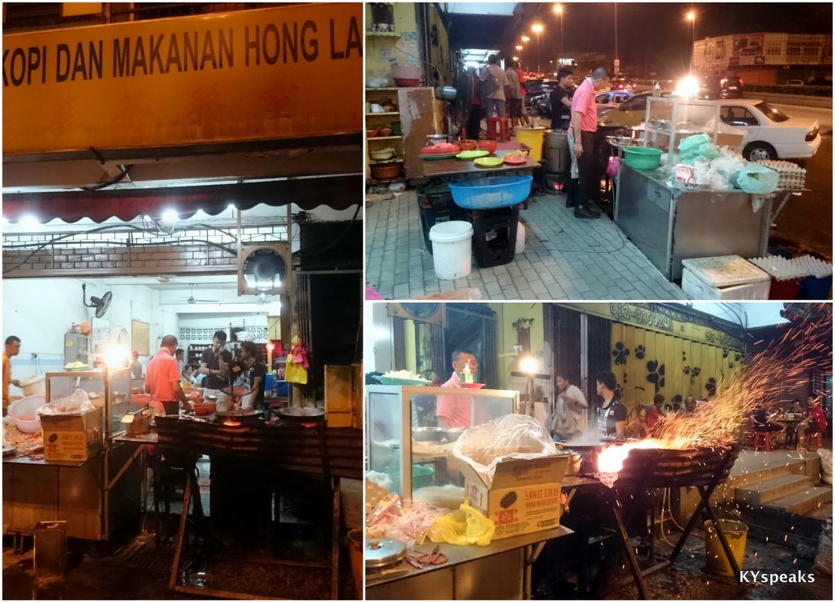 Hong Lai hokkien mee at Setapak