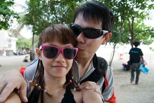 KY & Haze at Bali
