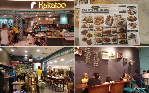 Kakatoo at IOI City Mall