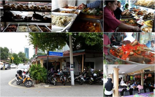 Kampung Baru Masakan Padang Asli