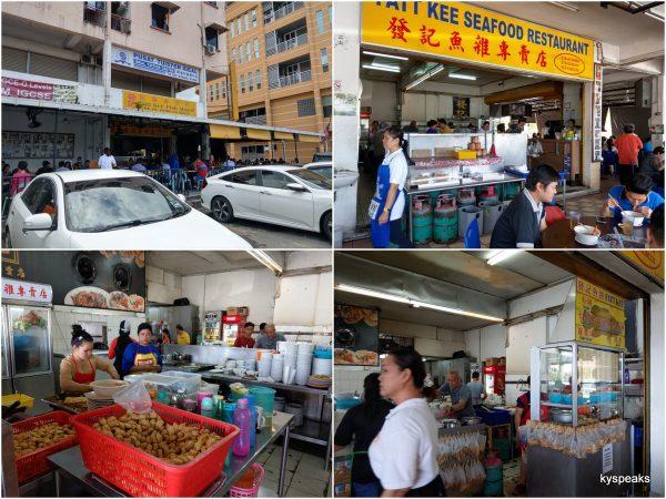 Kee Fatt Seafood Noodle, Kota Kinabalu
