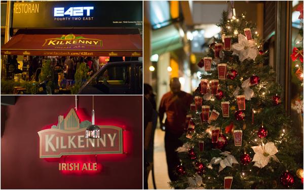 Kilkenny Xmas Comedy at 42 EAST