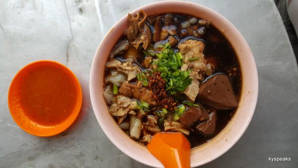 wholesome koay chap, if you love duck meat you'd love this