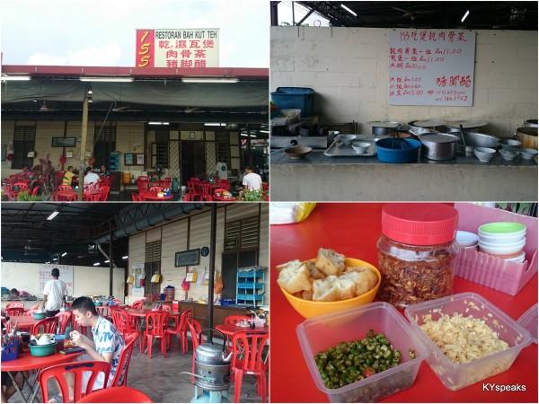Restoran 155 bak kut teh, Klang