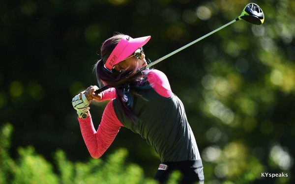 Michelle Wie (photo credit: Getty Images)